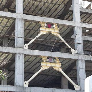 طراحی ستون های بتونی ساختمان